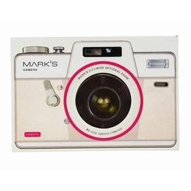 Libreta a6 cámara de fotos
