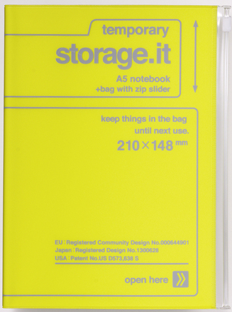 Libreta Storage.it A5 Semi mate