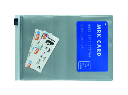 Funda doble para tarjetas Travel Kit