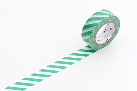Washi tape rayas diagonales