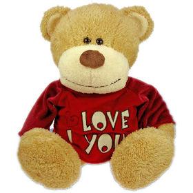 Peluche Osito Love sweater 45 cm