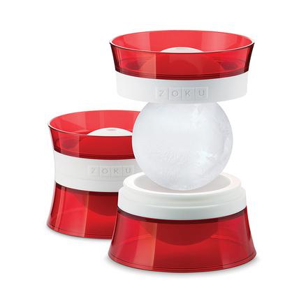 Molde para bola de hielo Ice ball (2 unidades)