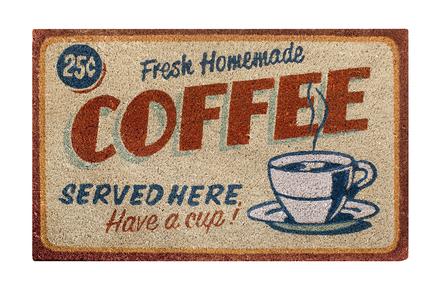Felpudo Best Coffee