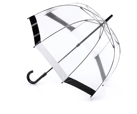 Paraguas transparente Birdcage-1