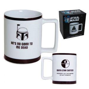 Taza imperial Boba Fett Star Wars