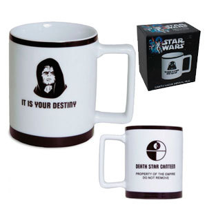 Taza imperial emperor palpatine Star Wars