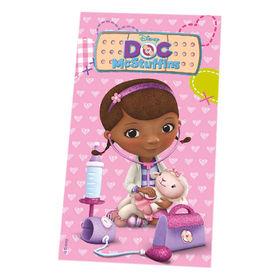 Toalla Doctora Juguetes Toys