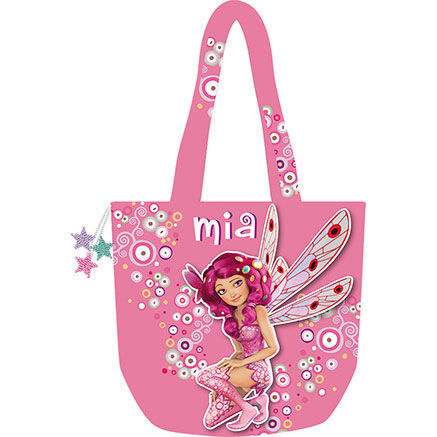Bolso Mia and Me rosa shopping
