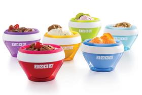 Bowl helados cremosos
