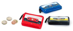 Monedero con forma de Cassette
