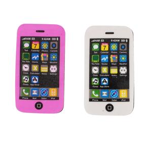 Goma con forma de iPhone