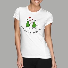 Camiseta original Somos la repera para mujer