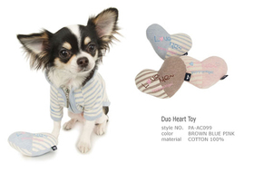 Juguete Duo Heart Toy