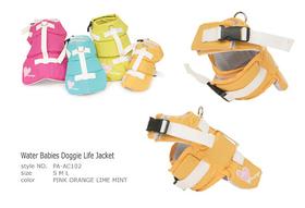 Chaleco Salvidas Water Babies Doggie Life Jacket