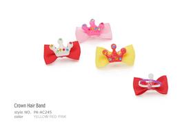 Goma Crown Hair Band