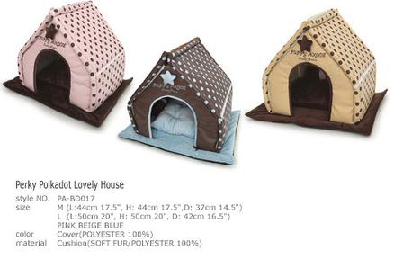 Casa Perky Polkadot Lovely House