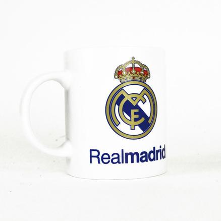 Taza Real Madrid Escudo