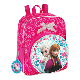Mochila Frozen Disney Elsa Anna pequeña