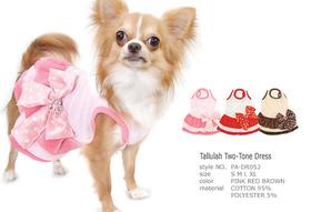 Tallulah Two-Tone Dress