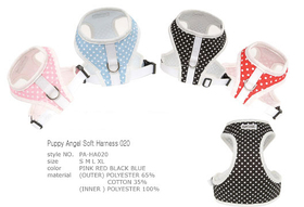 Puppy Angel Soft Harness 020