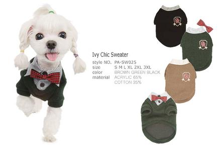 Ivy Chic Sweater