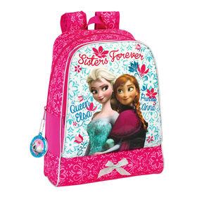 Mochila Frozen Disney Elsa Anna grande