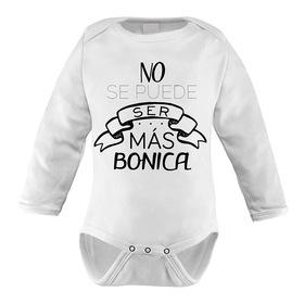 Body original para bebé niña bonica