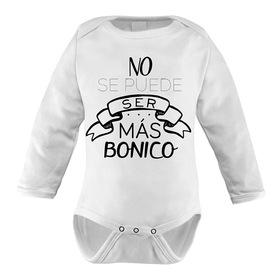 Body original para bebé niño bonico