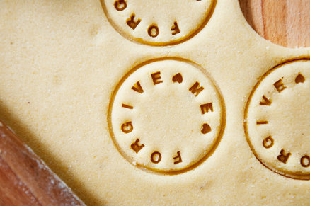 Sello para galletas personalizable