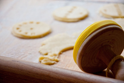 Sello para galletas personalizable