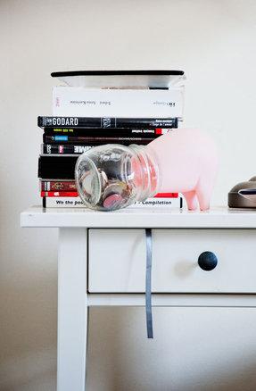 Hucha en forma de Cerdo