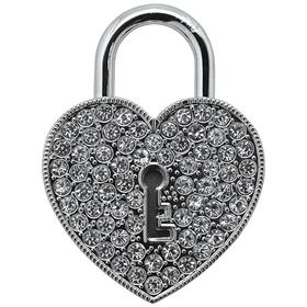 USB 8Gb en forma de candado de corazón