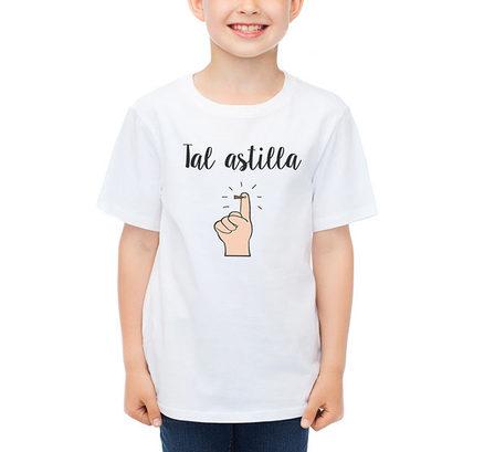 Pack camiseta doble De tal palo tal astilla