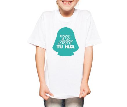 Camiseta Yo soy tu hija
