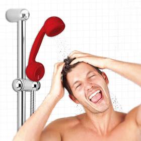 Cabezal de ducha en forma de Teléfono