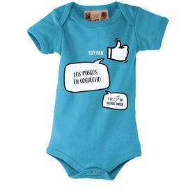 Body para bebés Fan de los paseos