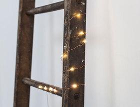 Alambre con luces