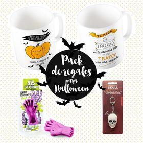 Pack de regalos para tu mejor Halloween
