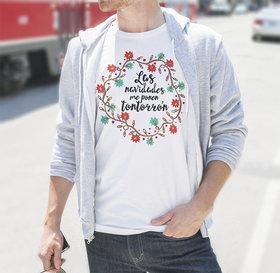 Camiseta original Las navidades me ponen tontorrón para hombre