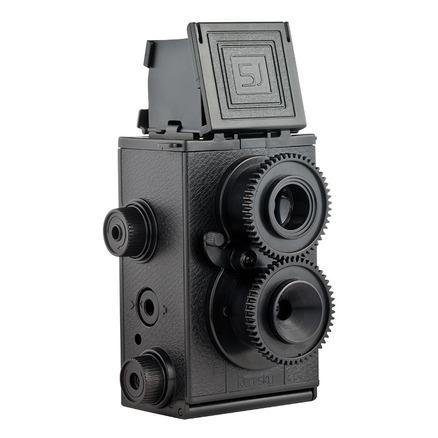 Kit para construir una cámara réflex Recesky