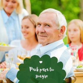 Pack de regalos para tu suegro