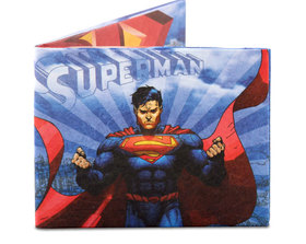 Cartera Mighty Wallet Superman
