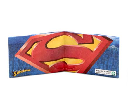 Cartera Mighty Wallet Superman
