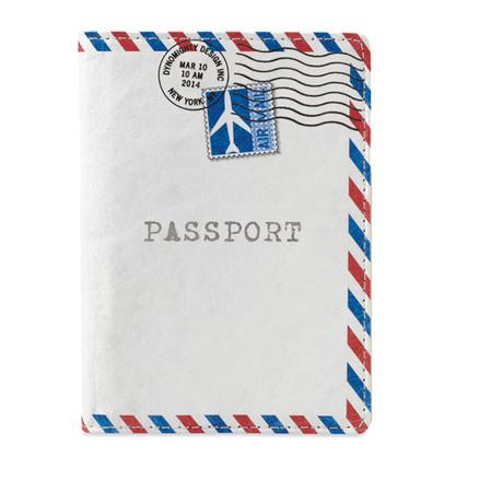 Funda Pasaporte Mighty Wallet Correo Aereo