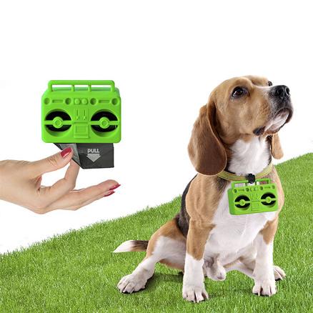 Bolsas para perro radiocasete Boom dog