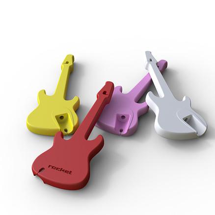 Enrolla cable guitarra