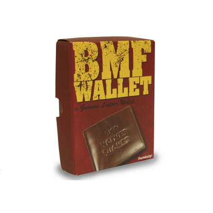 Cartera BMF Bad mother fucker