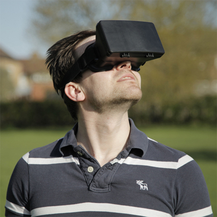 Gafas de realidad virtual Immerse