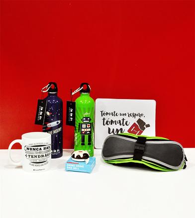 Pack de regalos para los deportistas