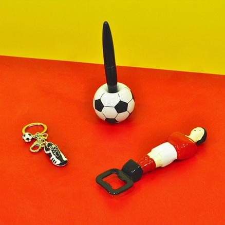 Pack de regalos para los futboleros